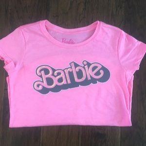 Tops - Barbie Tee Pink